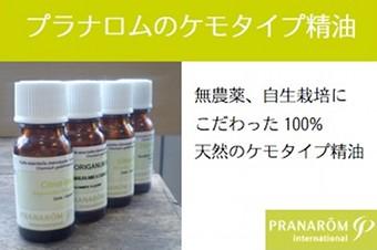 プラナロムの精油